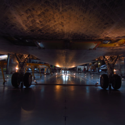 Space Shuttle Discovery II, Canon POWERSHOT ELPH 300HS