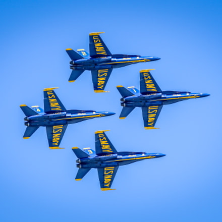 The Blue Angels United, Sony ILCA-99M2, 70-400mm F4-5.6 G SSM