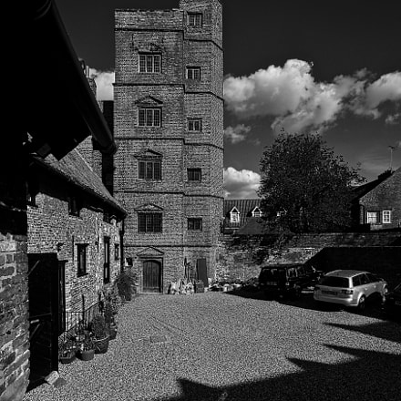 Clifton House Tower King's, Sony ILCE-6000, Sony E 10-18mm F4 OSS