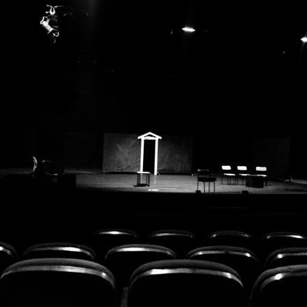 Theatre Stage, Apple iPhone 5s, iPhone 5s back camera 4.15mm f/2.2