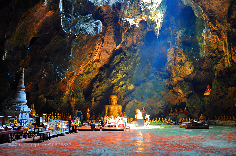 Photograph Holy Big Cave by nakorn silapasastr on 500px