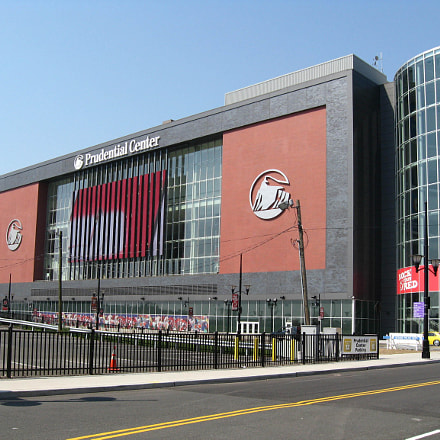 Prudential Center, Canon POWERSHOT A570 IS