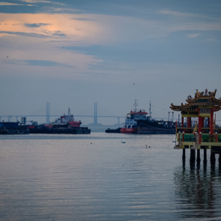 Morning In Penang 2, Fujifilm X-T10, XF50-140mmF2.8 R LM OIS WR
