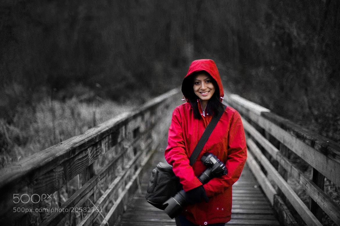 Photograph Red riding hood photographer by Mukul Soman on 500px
