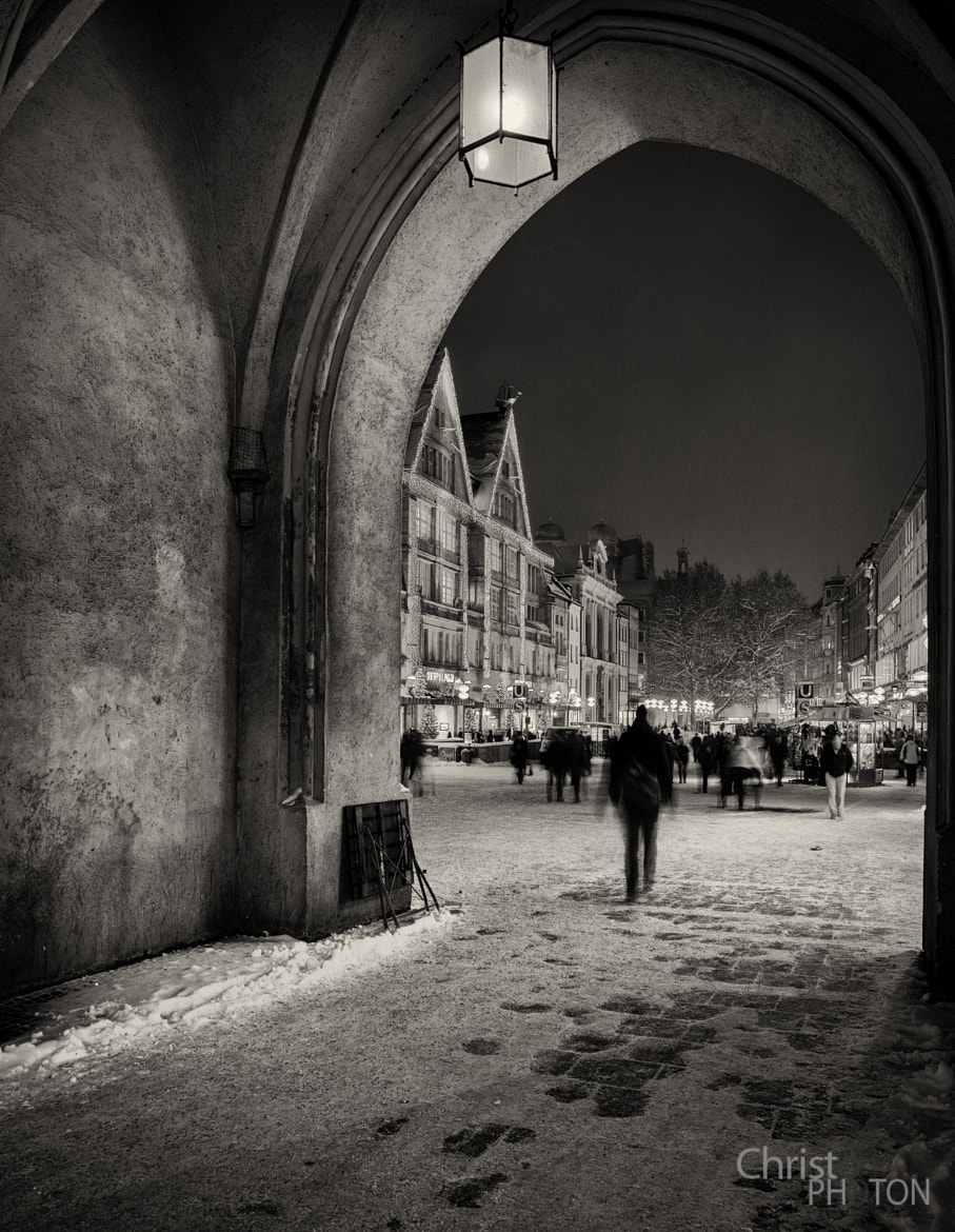 Photograph Through that City Gate by Christoph Dohmesen on 500px