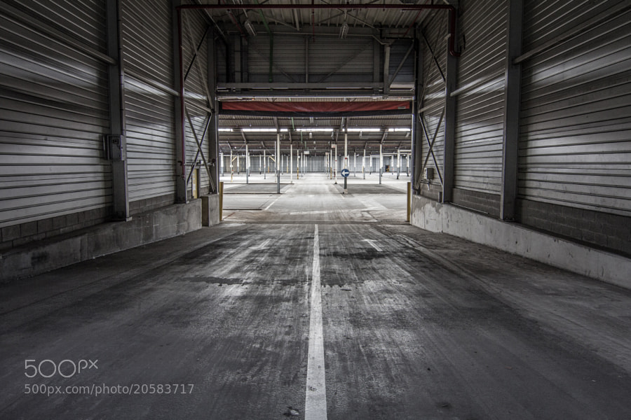 Photograph Worn Factory Floor by Maikel Goossens on 500px