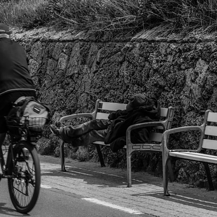 STREET IN ISRAEL, Canon EOS 7D, Tamron SP 70-300mm f/4.0-5.6 Di VC USD