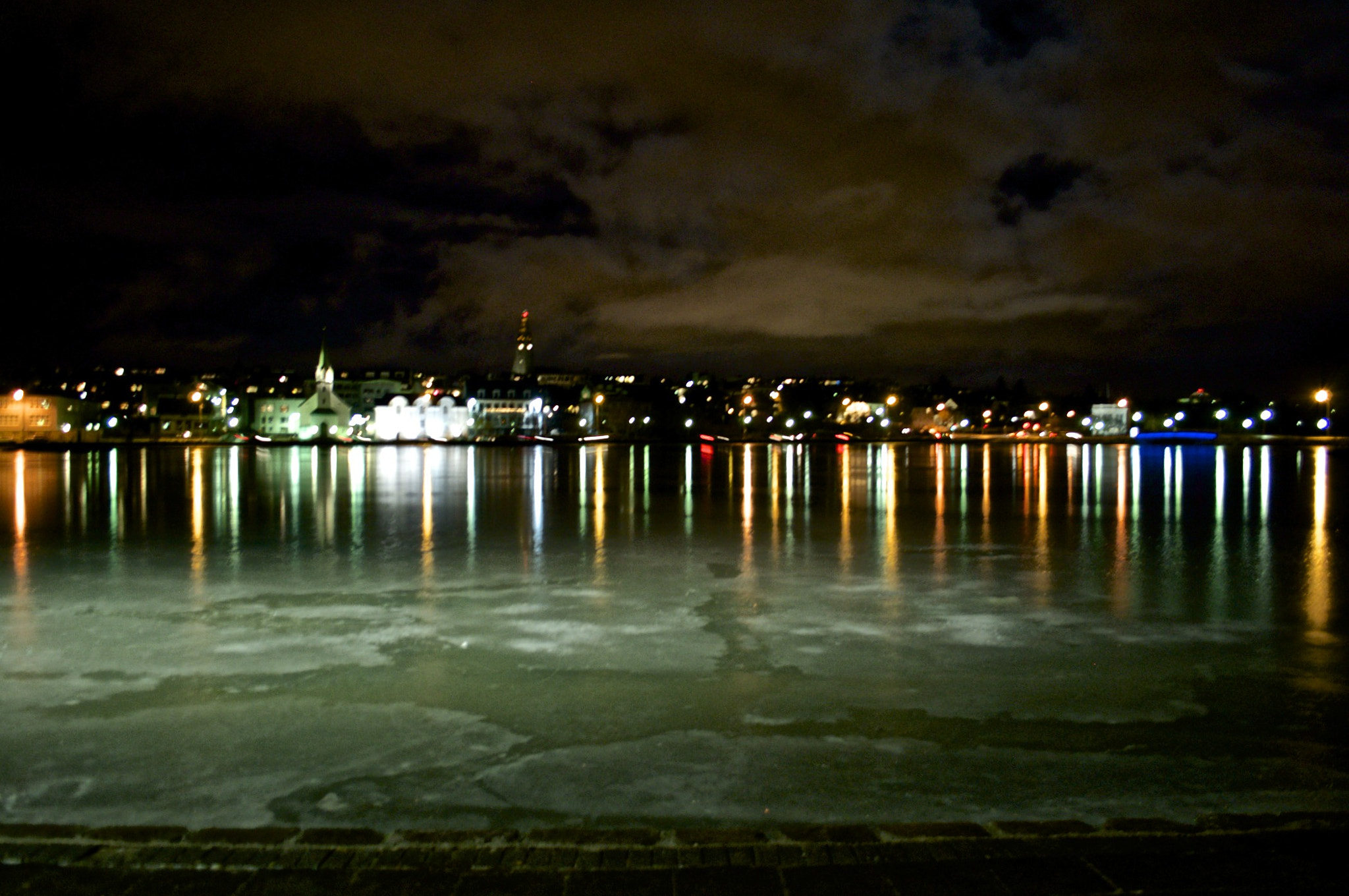 Photograph Reykjavik is freezing by Nick Larkins on 500px