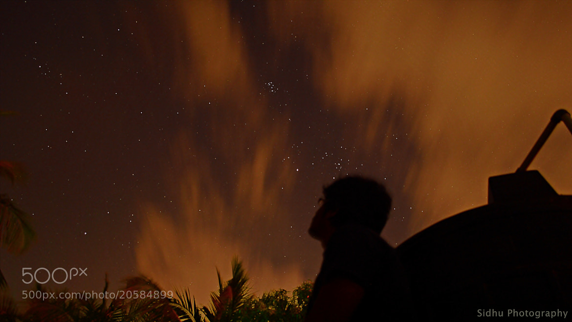 Photograph  I m Waiting For Geminid Showers............ But i ain't figure out..... :(   Still Waiting by Arun Siddharth on 500px