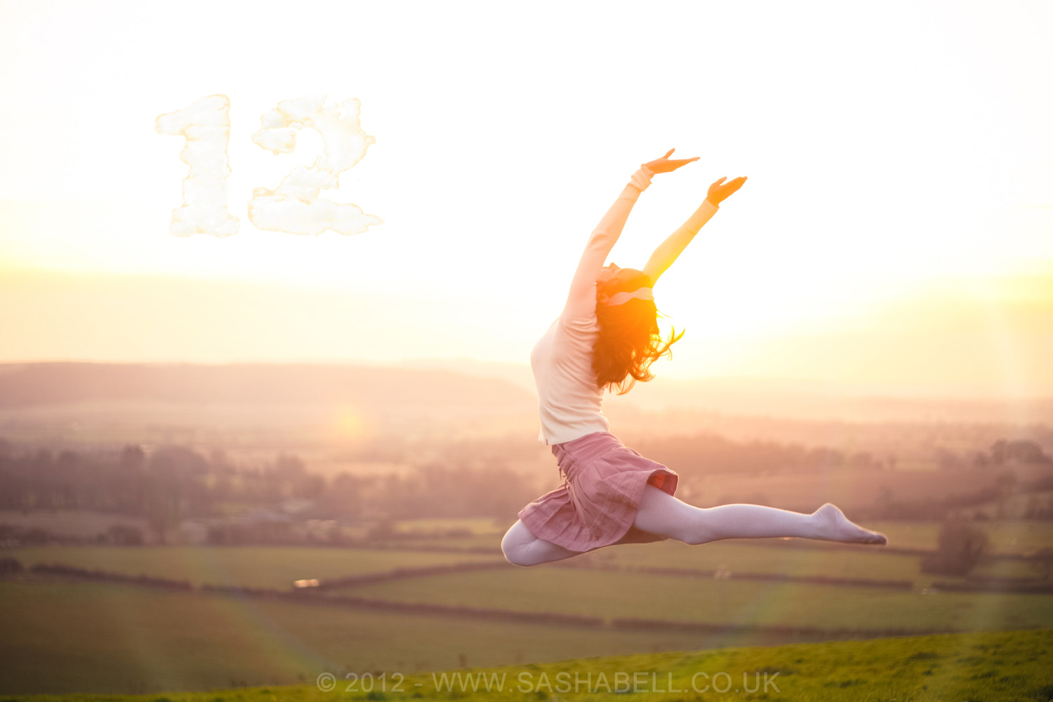 Photograph Jumping for the 12/12/12 by Sasha L'Estrange-Bell on 500px