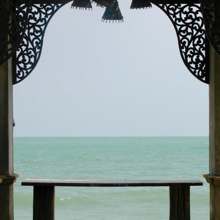 The gate to tranquility, Canon POWERSHOT SX110 IS