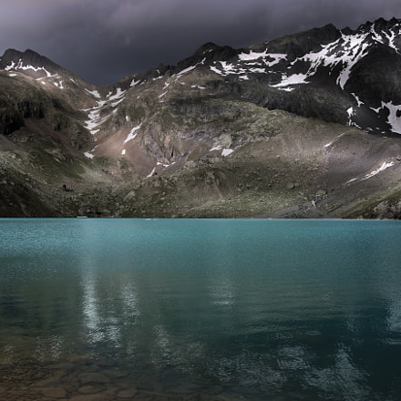Lac Blanc, Canon EOS 6D, Tamron AF 28-300mm f/3.5-6.3 XR LD Aspherical [IF] Macro