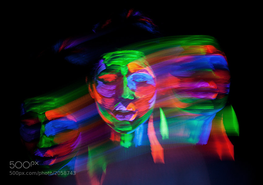 Photograph Neon lights by Nadine  Schönfeld on 500px