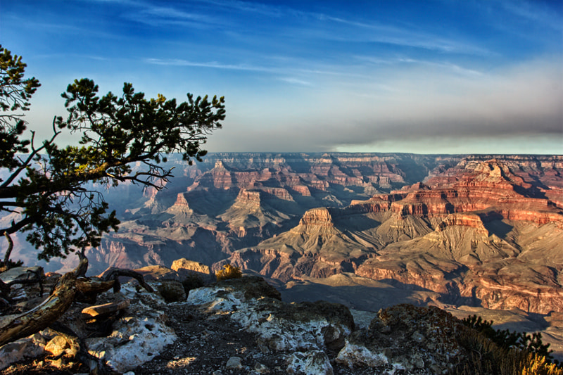 Photograph Grand Canyon by Yaniv Nissim on 500px