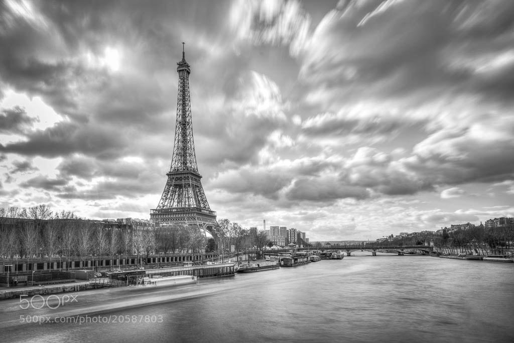Photograph Eiffel-Sur-Seine by Julien Fromentin on 500px