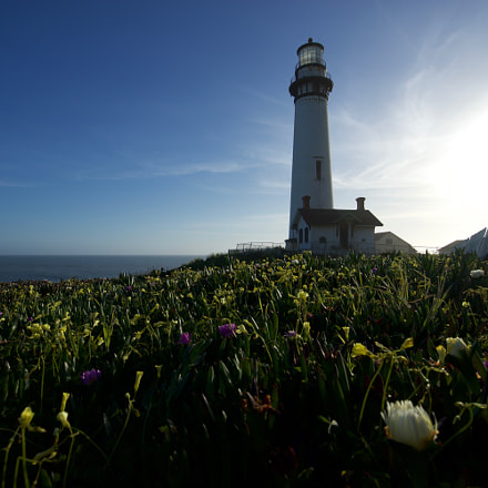 Pigeon Point Lighthouse, Sony ILCE-7, Sony FE 16-35mm F4.0 ZA OSS