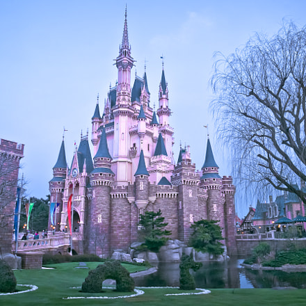 The Castle at Tokyo, Canon EOS 70D, Canon EF-S 15-85mm f/3.5-5.6 IS USM