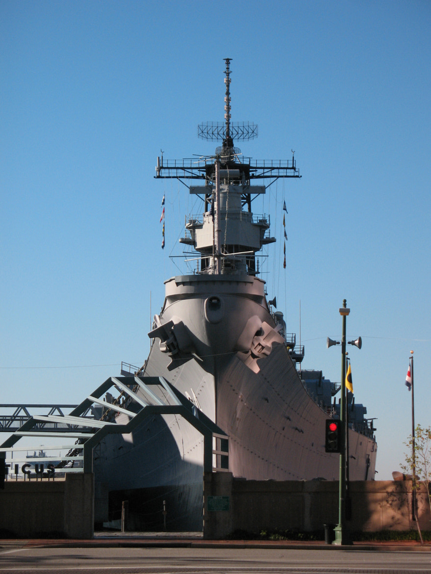 Photograph USS Battleship Wisconsin 2 by Jean-Claude Guilbaud on 500px