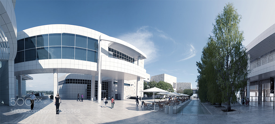 Photograph The Getty Museum by Ivan  Nava on 500px