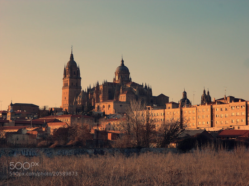 Photograph Atardecer-Salamanca by Noelia Martín on 500px