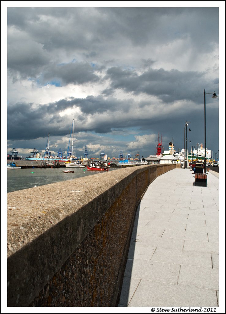 Photograph Harwich Sea Front by Steve Sutherland on 500px
