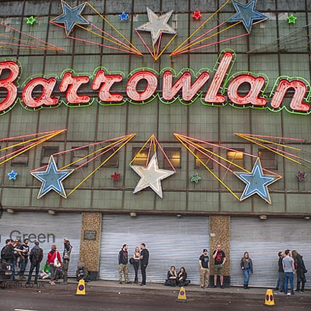The Glasgow Barrowland Ballroom, Nikon D700, AF-S Zoom-Nikkor 28-70mm f/2.8D IF-ED