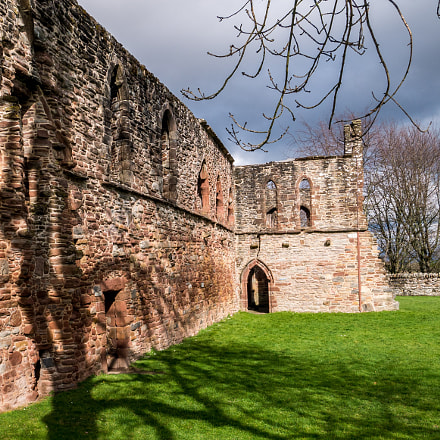 Beauly Priory , Panasonic DMC-G80, Lumix G Vario 12-32mm F3.5-5.6 Asph. Mega OIS