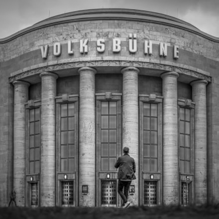 Volksb hne - Berlin, Canon EOS M5, Canon EF-M 22mm f/2 STM
