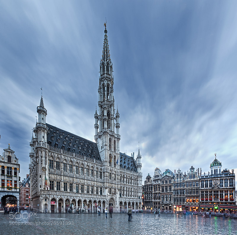 Photograph Grand Place (Brussels) by Sonia Blanco on 500px