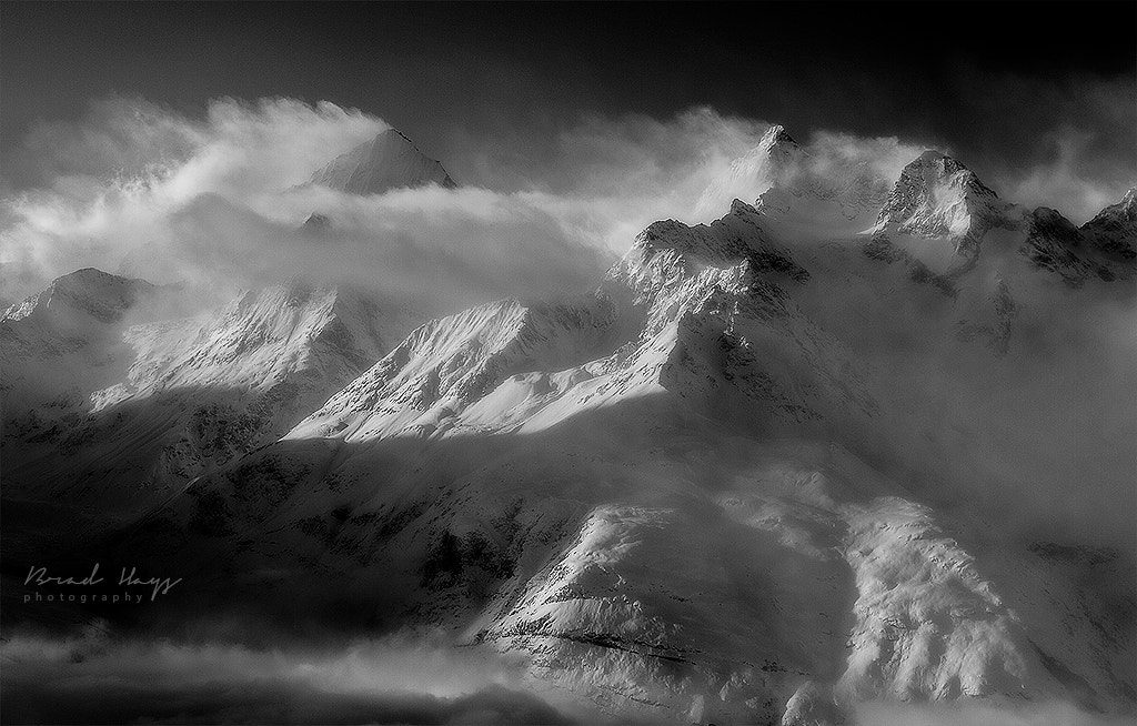 Photograph Cold Swiss Mountains by Brad Hays on 500px