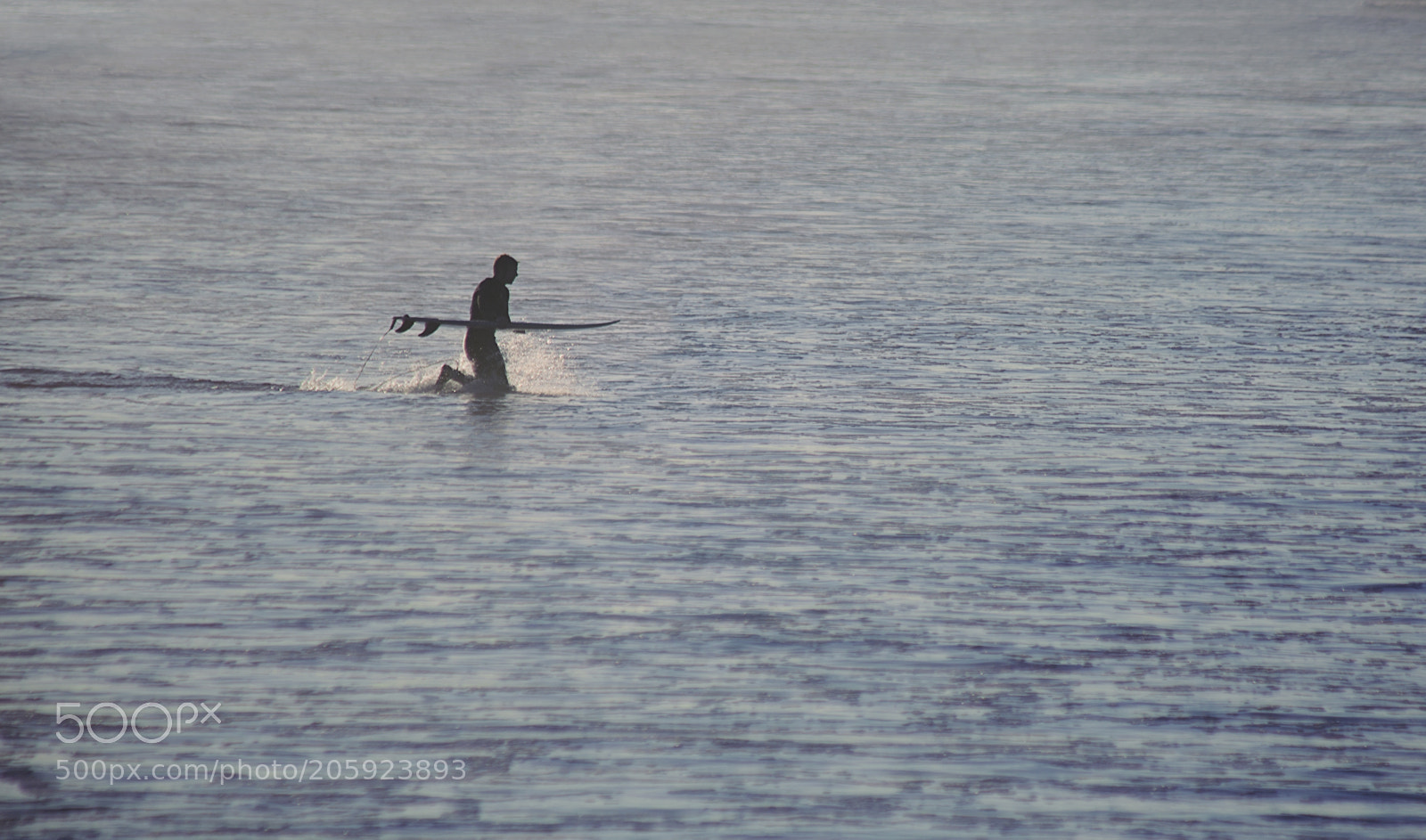 The surfer, Canon EOS 6D, Canon EF 90-300mm f/4.5-5.6