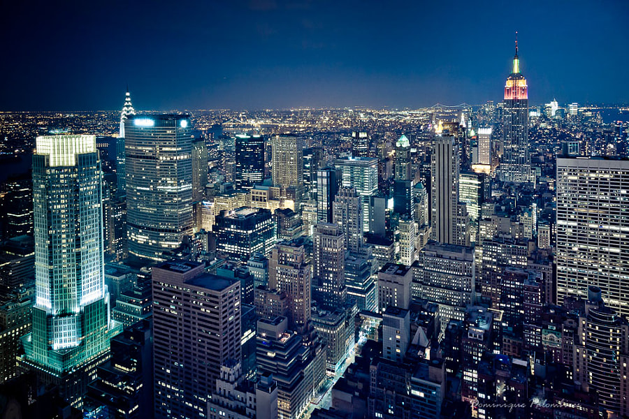 Top of the Rock - New York City - NY