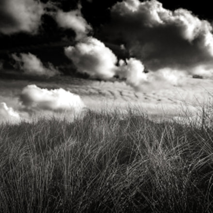 Clouds & dunes, Canon EOS M5, Canon EF-M 22mm f/2 STM