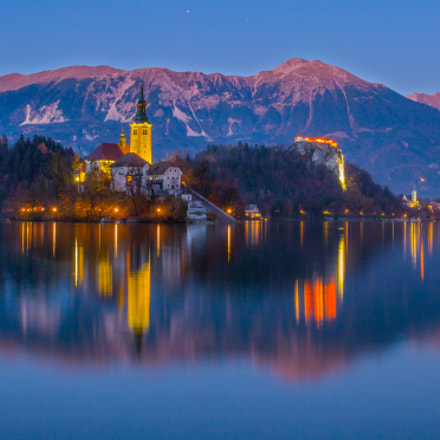 Lake Bled, Canon EOS 70D, Sigma 24-70mm f/2.8 EX