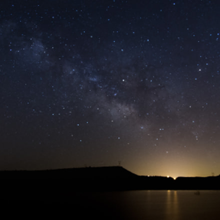 My First Milky Way, Canon EOS 7D, Sigma 10-20mm f/3.5 EX DC HSM