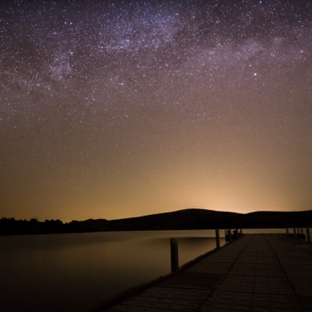 Across The Lake, Canon EOS 7D, Sigma 10-20mm f/3.5 EX DC HSM