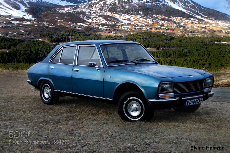 Photograph Peugeot by Eivind Hamran on 500px