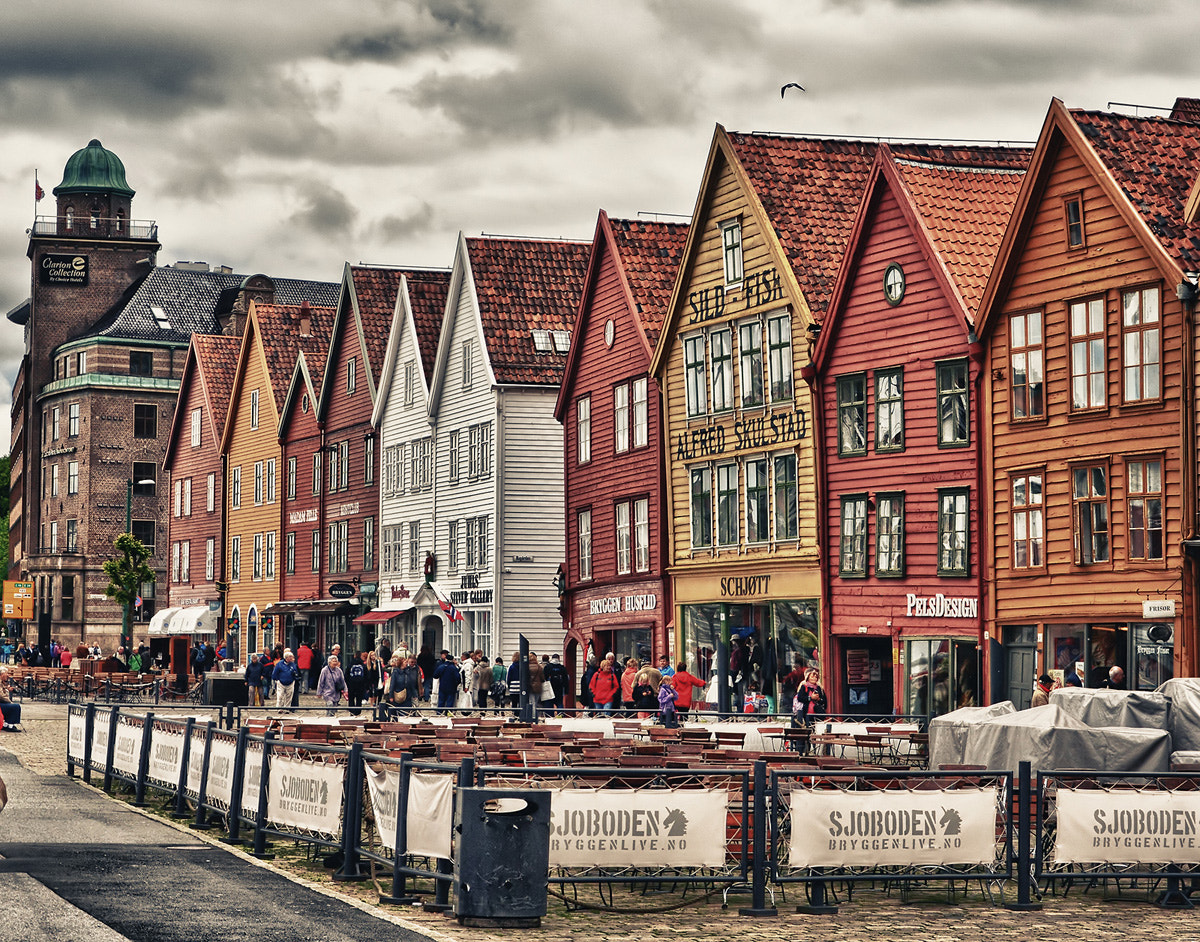 Photograph Bergen III by dogukan canakkale on 500px