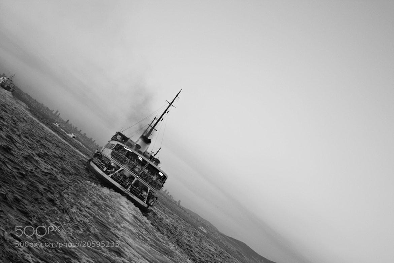 Photograph Island Ferry by Sibel Sedefoğlu on 500px