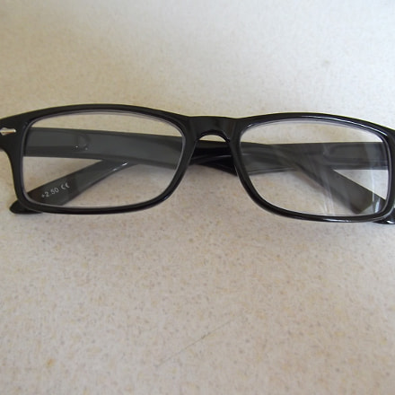 Reading Glasses, Fujifilm FinePix T350