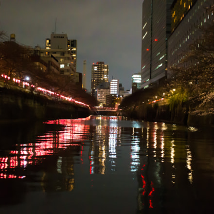 Metropolitan River Night Cruise, Sony NEX-5, Sigma 30mm F2.8 [EX] DN