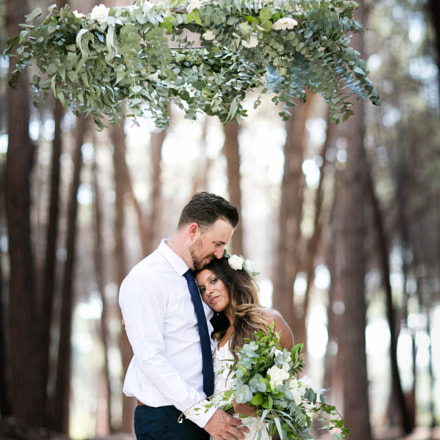 forest nuptials, Canon EOS 5DS