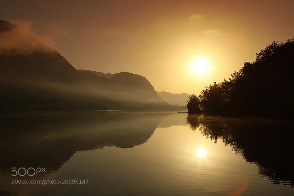 Photograph sunrise by Bor Rojnik on 500px