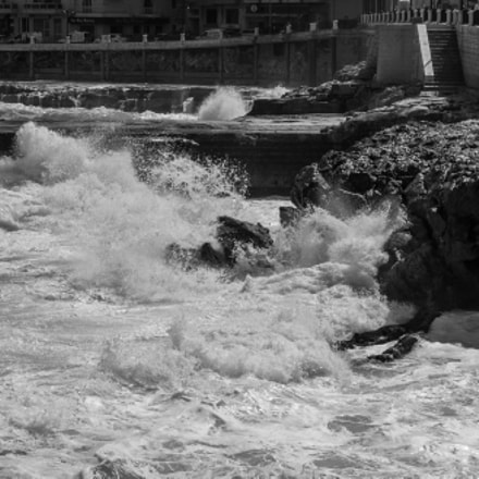 Waves, Canon EOS 450D, Sigma 24-70mm f/2.8 EX