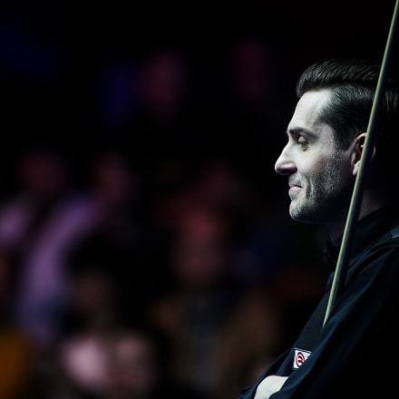 Mark Selby in China, Canon EOS-1D X MARK II, Canon EF 300mm f/2.8L