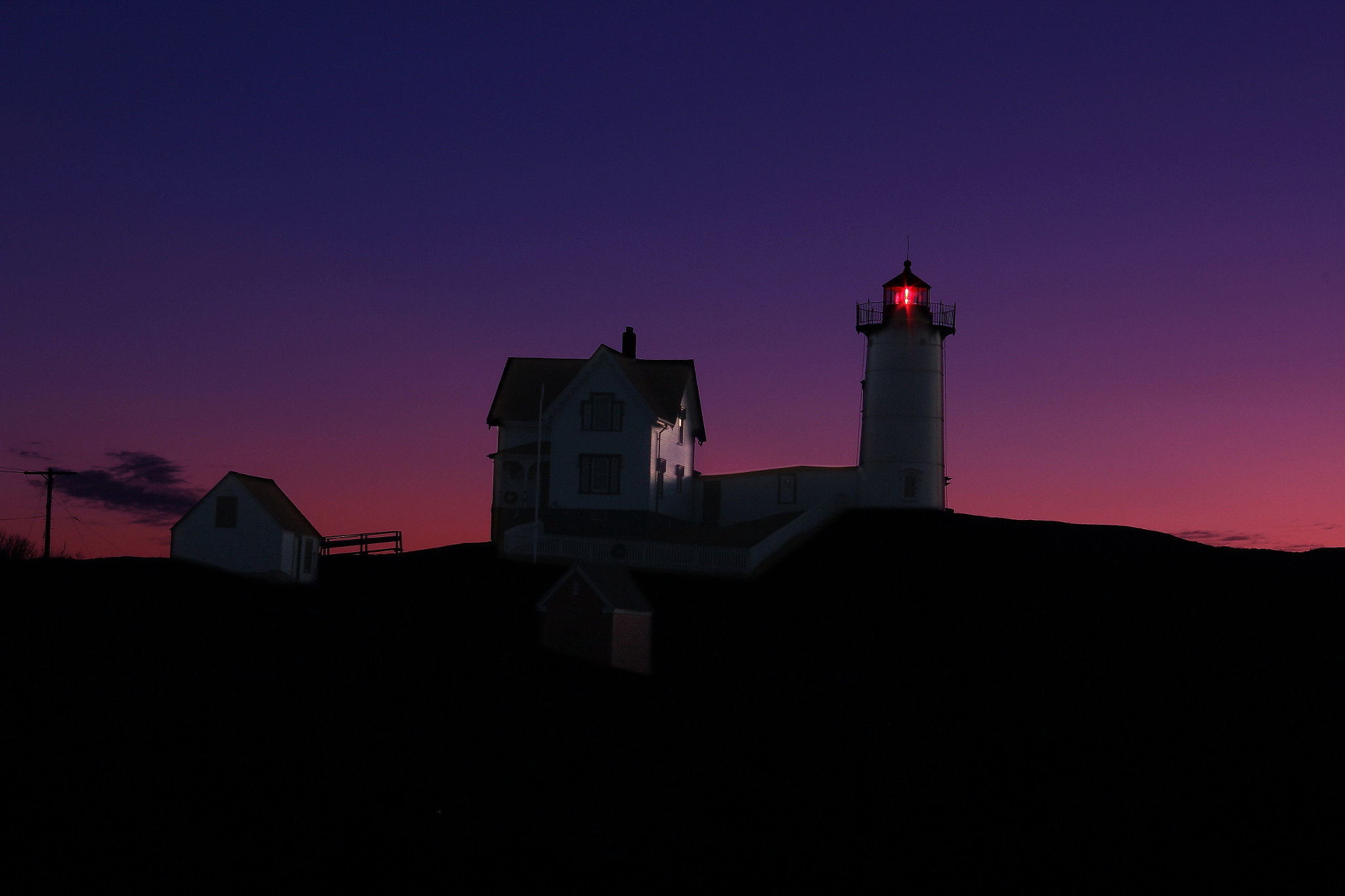 Photograph Nubble Lighthouse  by Andrea Galiffi on 500px
