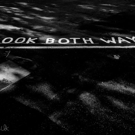 Look Both Ways, Canon EOS 450D, Canon EF-S 10-22mm f/3.5-4.5 USM