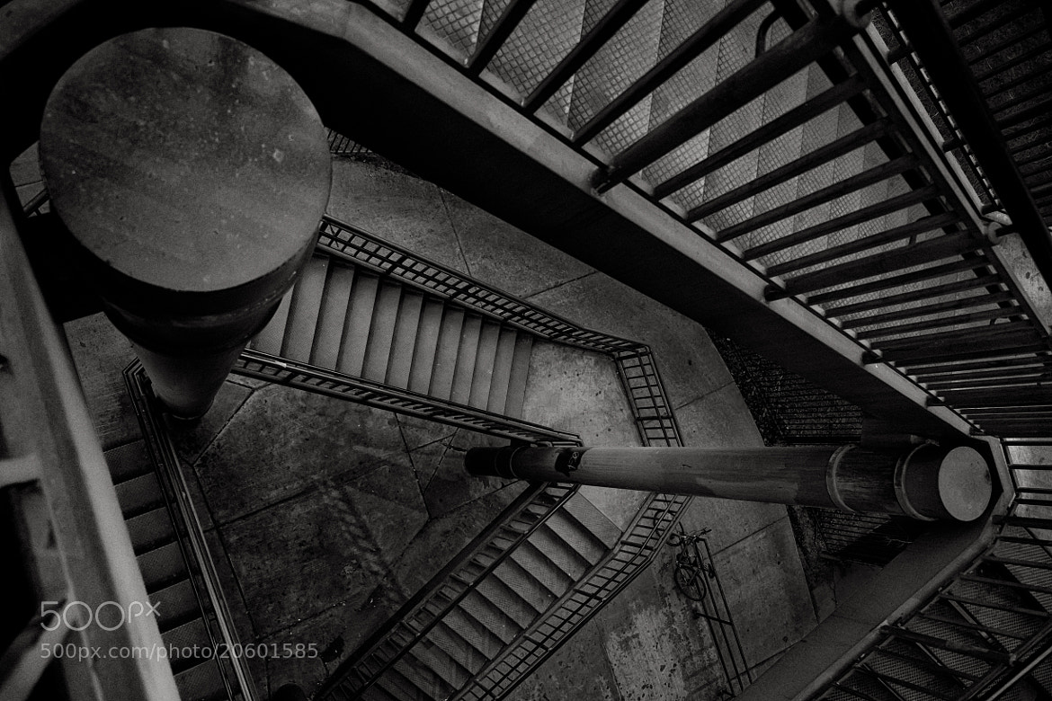 Photograph Stairway to... by Jonathan Robson on 500px