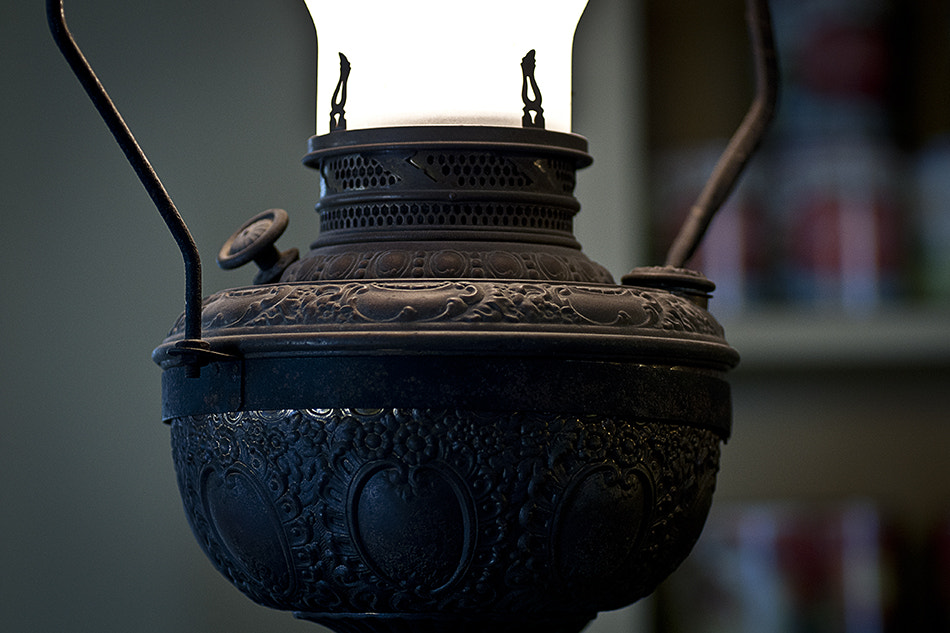 Photograph Oil Lamp by Cheng Fang on 500px