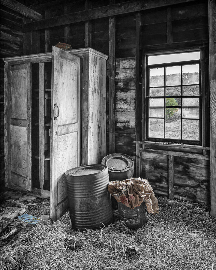 Photograph Old Barn in B&C by Malcolm Kahn on 500px